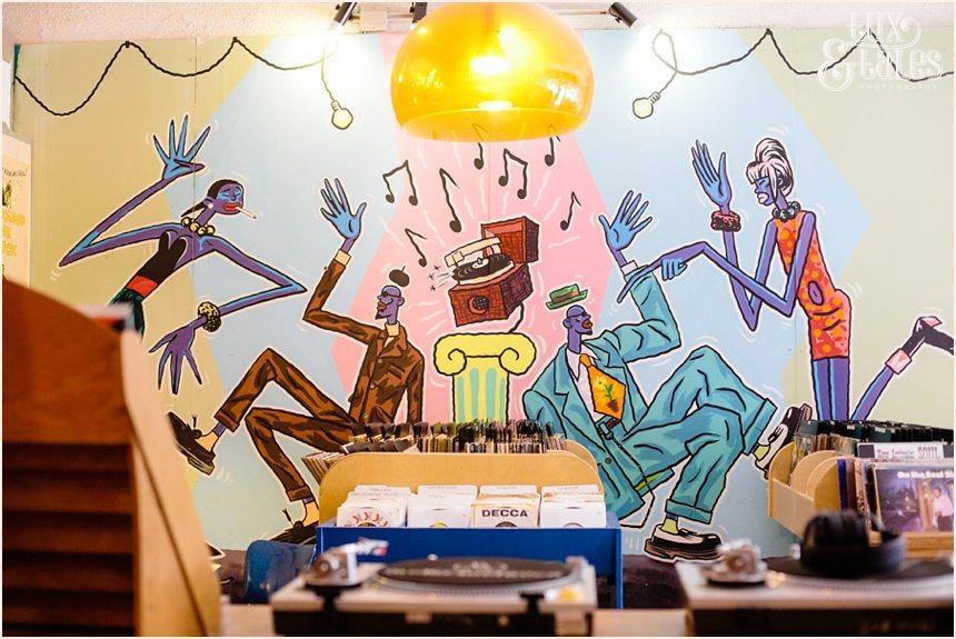 San Francisco Photography - Jazz Mural