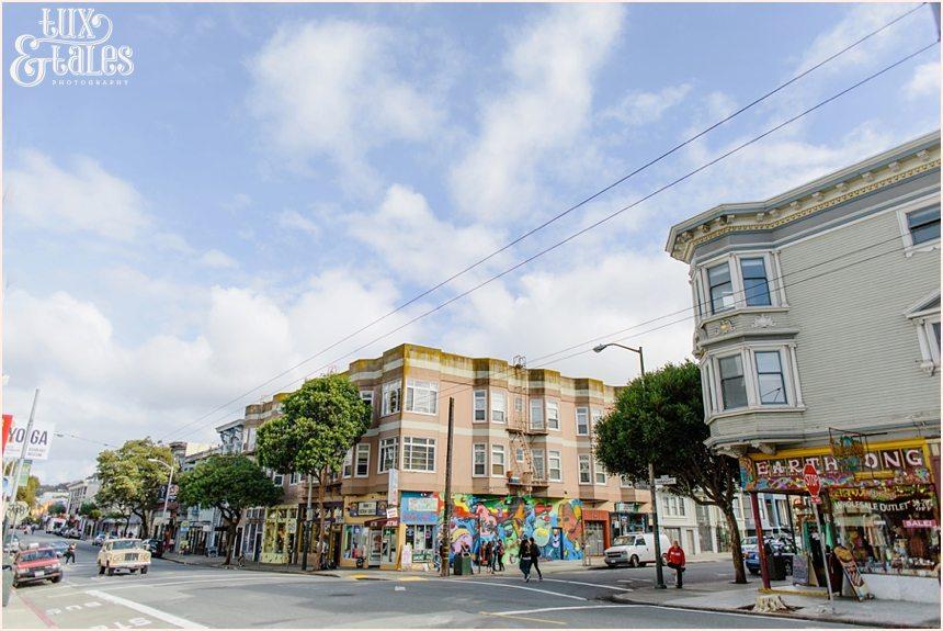 San Francisco Photography - Haight & Ashbury
