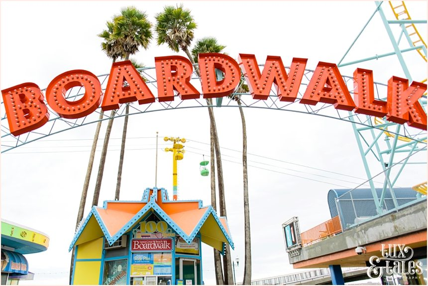 Santa Cruz Photography - Boardwalk