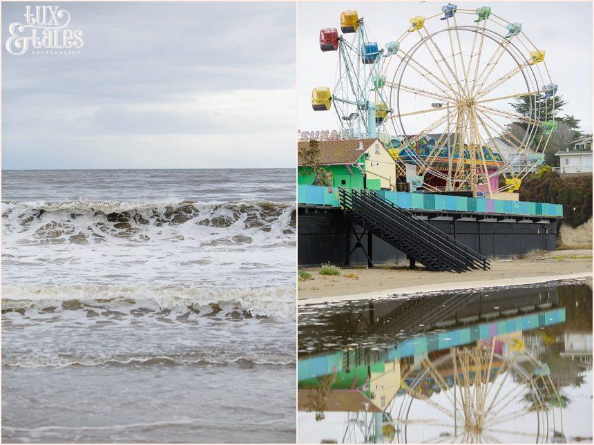 Santa Cruz Photography - Ferris Wheel