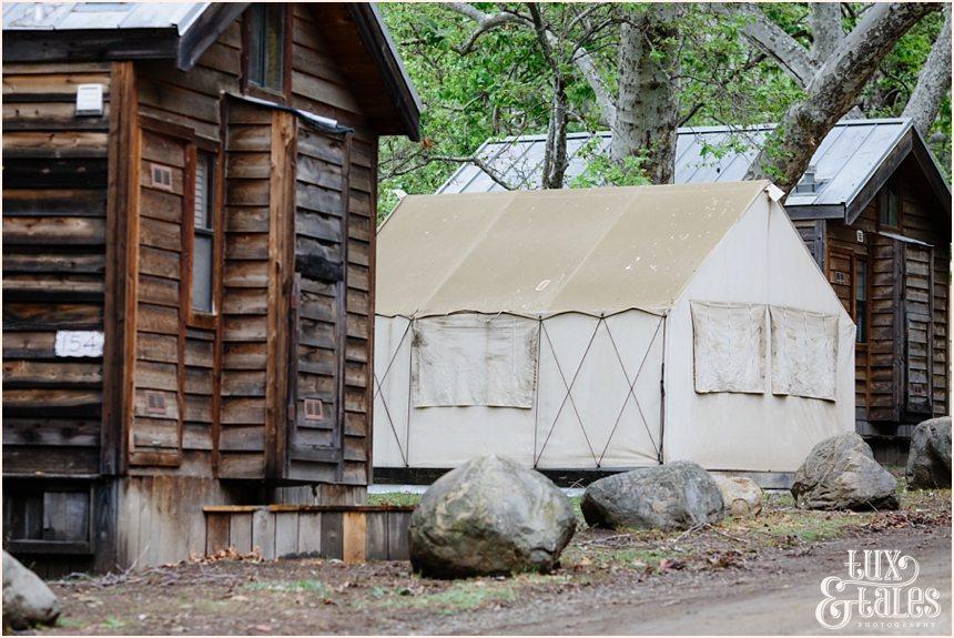 El Capitan Canyon | Photography Field Trip - Glamping tents