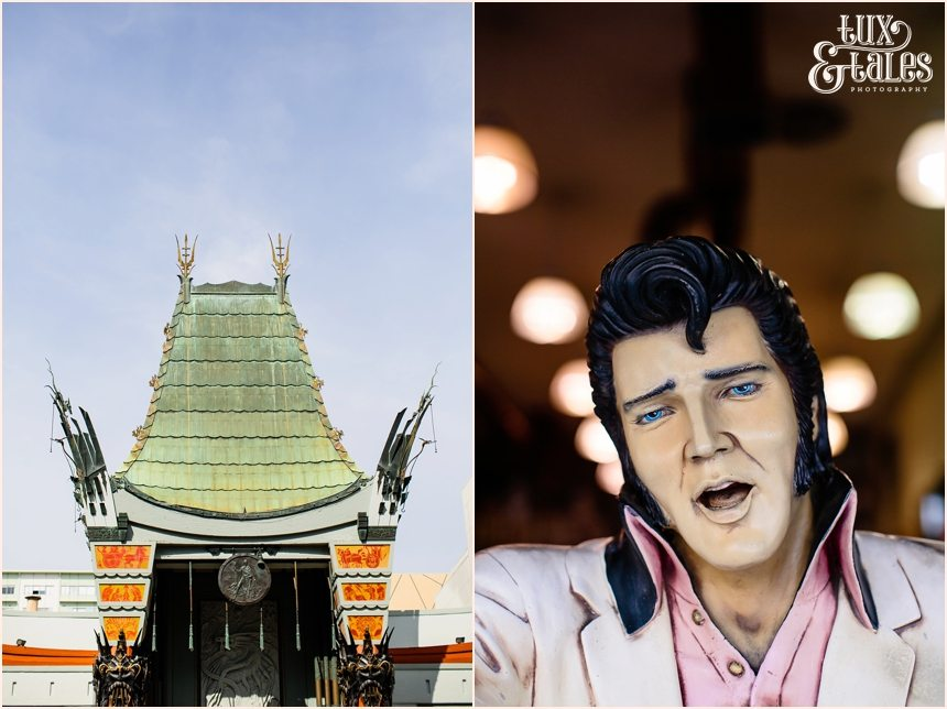 Hollywood Photography \ Chinese Theatre \ elvis
