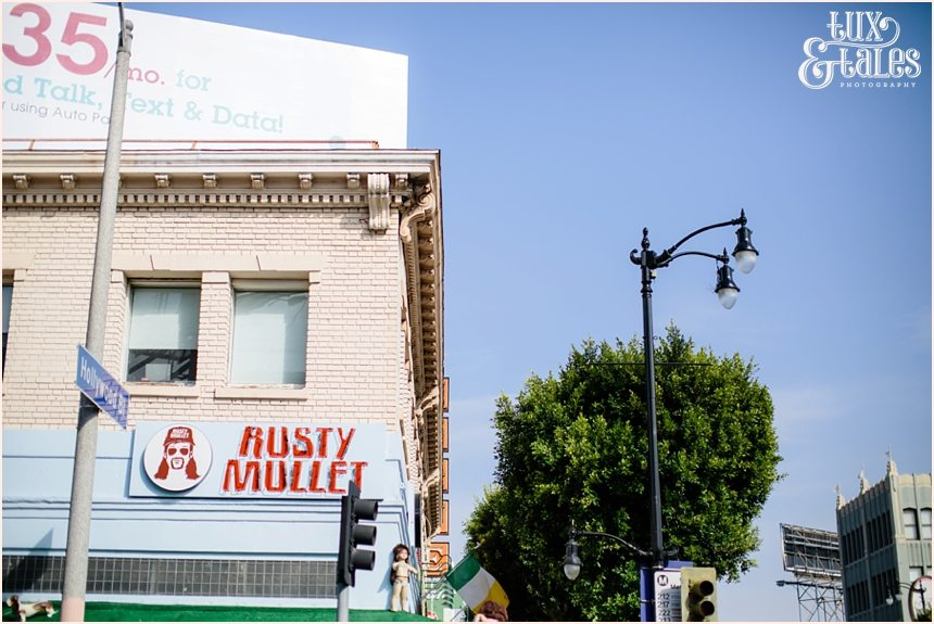 Hollywood Photography | Rusty Mullet