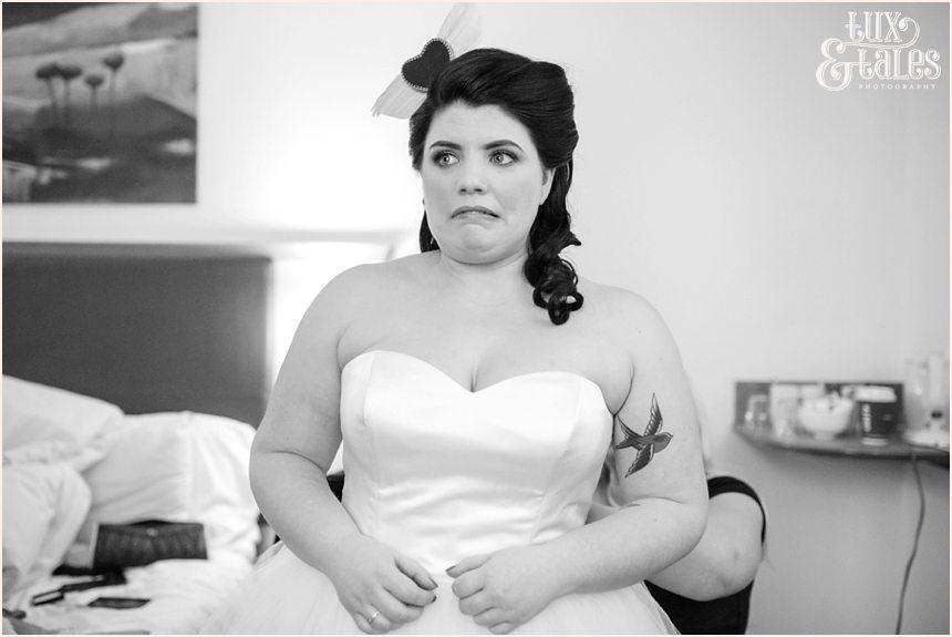 Trinity Centre Bristol Wedding Photography_5876
