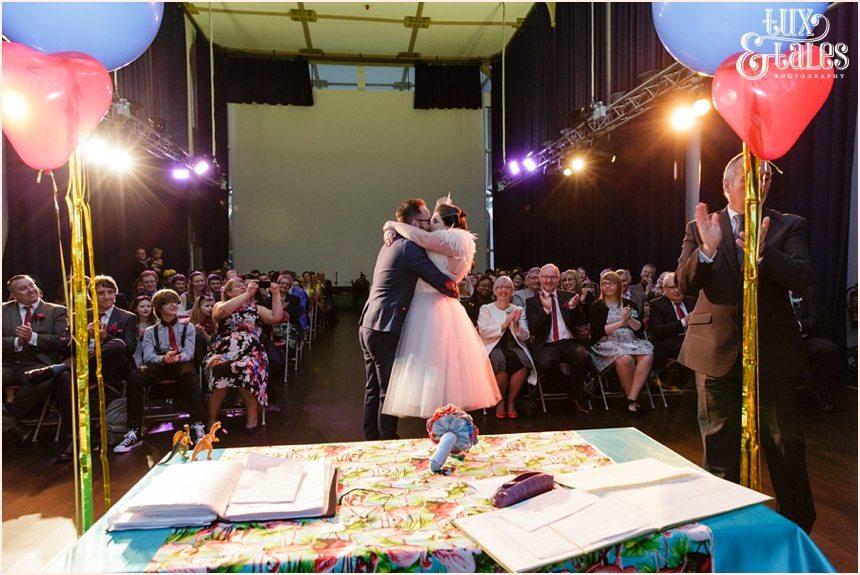 Trinity Centre Bristol Wedding Photography_5905