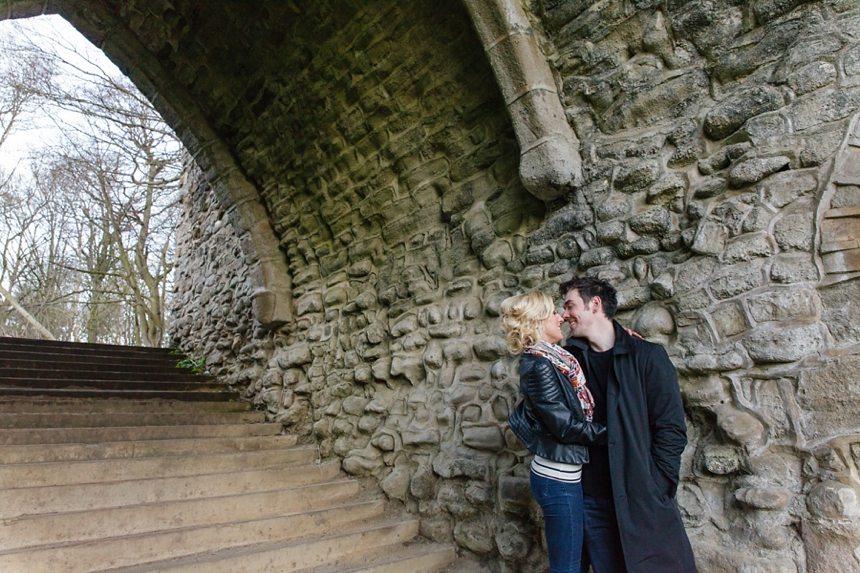Leeds Wedding Photography Engagement Photos at Roundhay Park