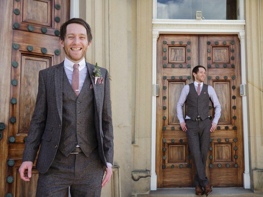 Broughton Hall Wedding Photography Fun Relaxed Eden House