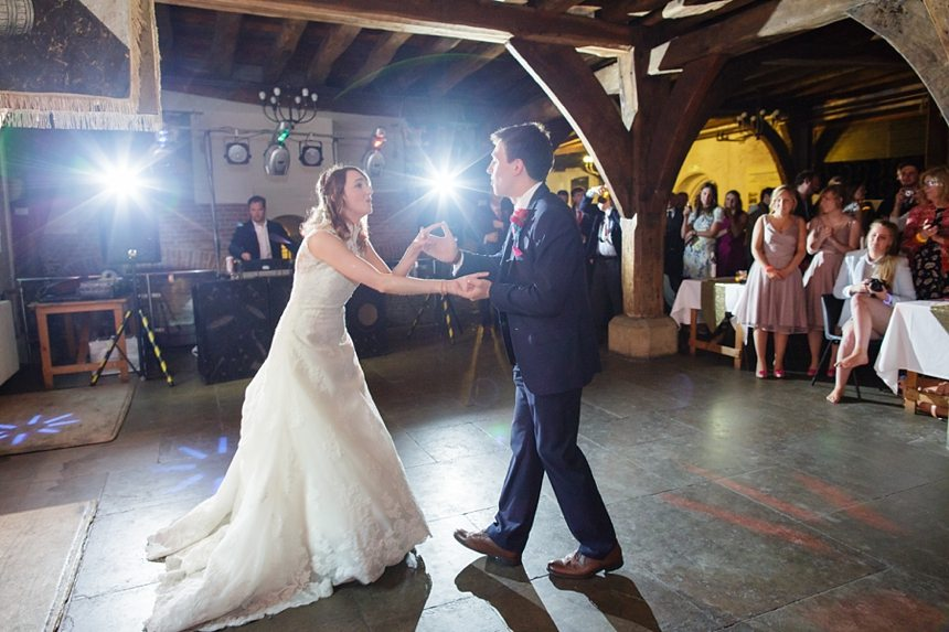 Wedding Photography Merchant Adventurers Hall First Dance