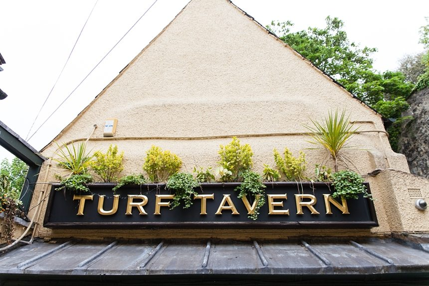 Turf Tavern Oxford