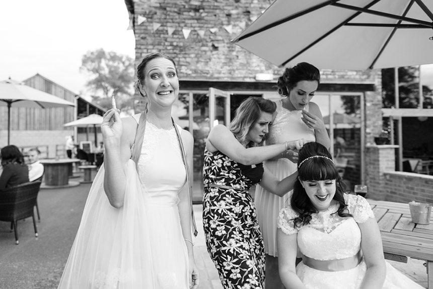 Barmbyfield Barn Wedding Photography Documentary relaxed Informal