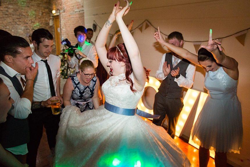 Barmbyfield Barn Wedding Photography Party Dance Photos