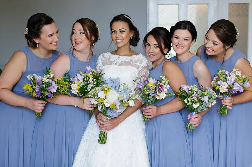 East Riddlesden Hall Wedding Photography Bride Preparation
