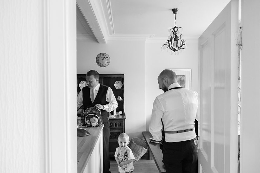 Isle of Arran Documentary Wedding Photography
