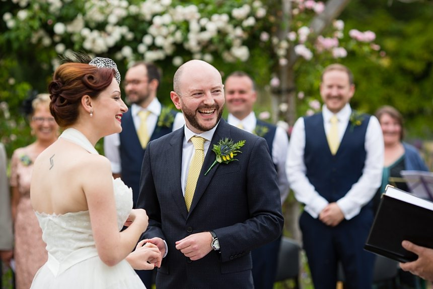Brodick Castle Wedding Photography Outdoor Wedding