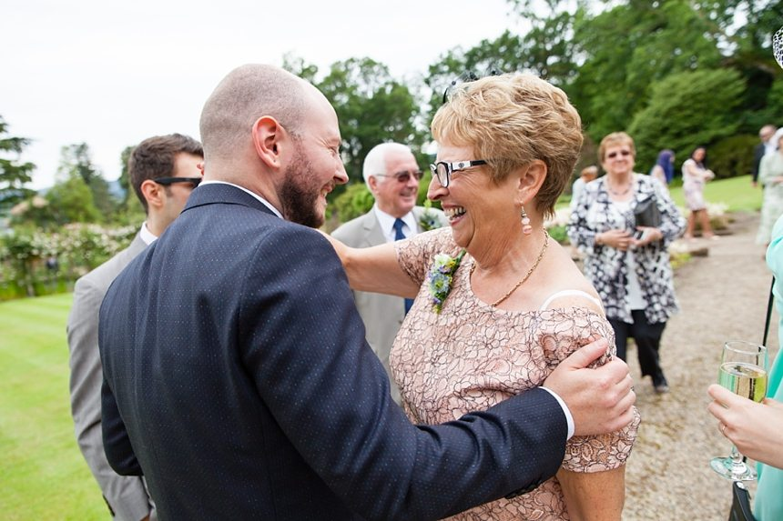 Documetnary Brodick Castle Wedding Photography