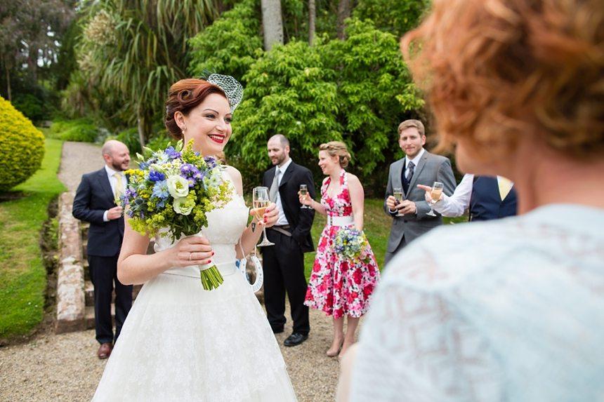 Brodick Castle Wedding Photography Documentary