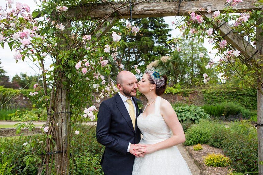 Brodick Castle Wedding Photography