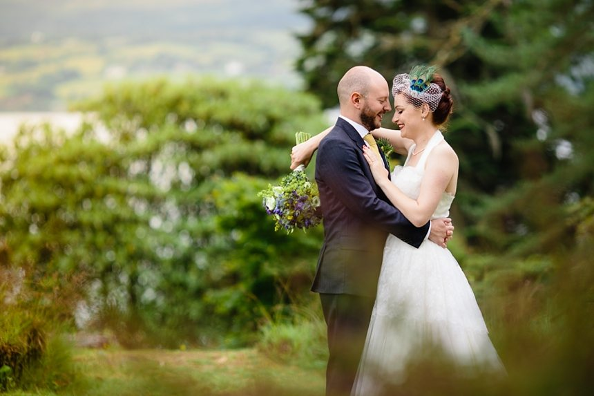Brodick Castle Wedding Photography Natural Relaxed
