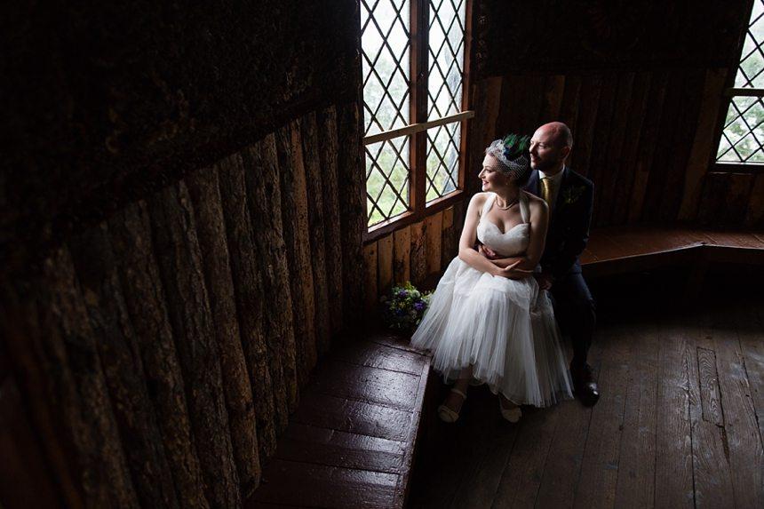 Brodick Castle Wedding Photography Bavarian Summer House