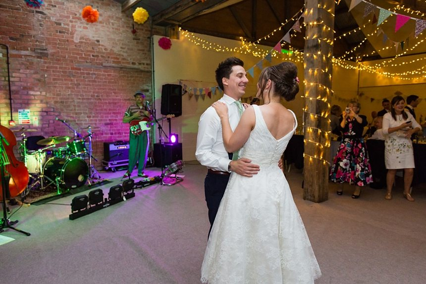 Barmbyfield Barn Wedding Photographer dance party