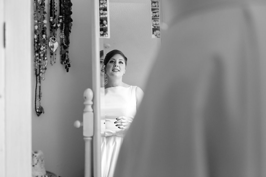 Leeds Club Wedding Photography Bride Preparation