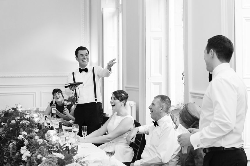 Leeds Club Wedding Photography Speeches