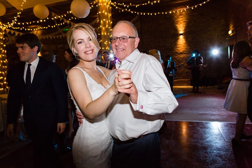 Barmbyfield Barn Wedding Dance Party Photographs
