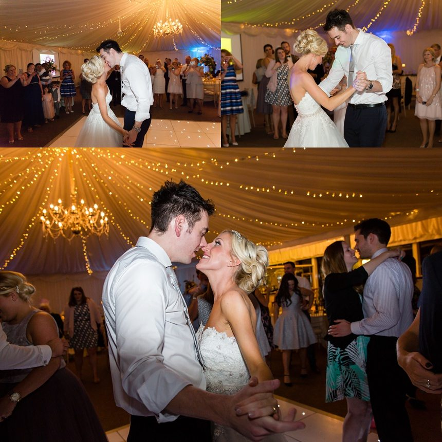 First Dance Crow Hill Wedding Photography