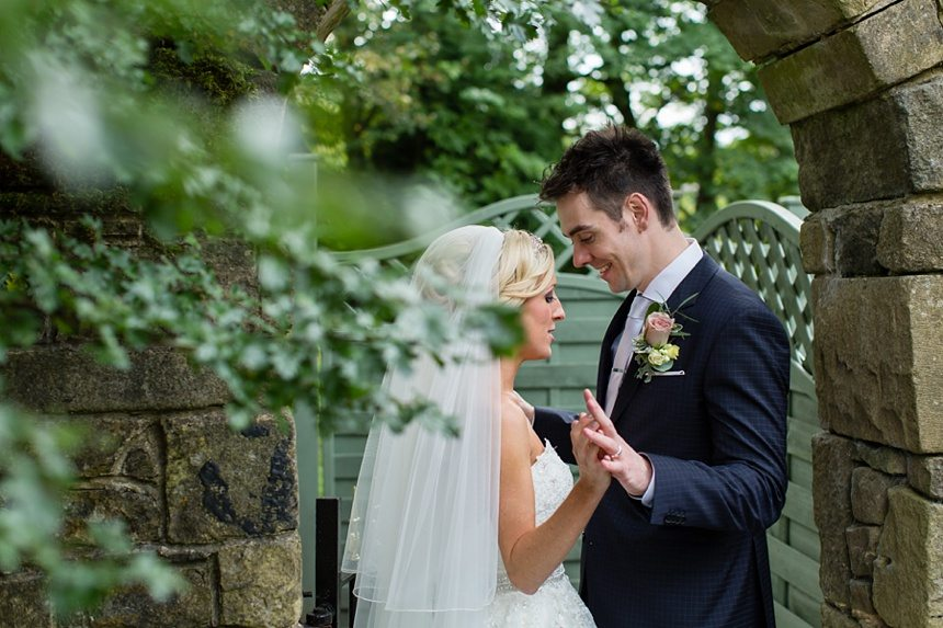 Bride & Groom Portraits at Crow Hill Wedding by Tux & Tales Photography