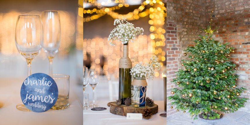 Winter Wedding Tips and Advice Winter Decor