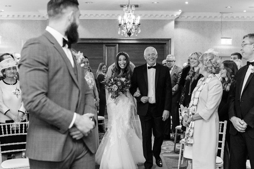 Yorkshire Wedding Photography _ Woodhall Hotel_0213