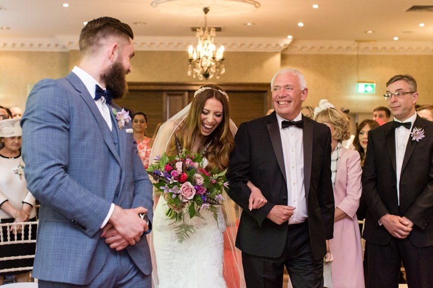 Yorkshire Wedding Photography _ Woodhall Hotel_0214
