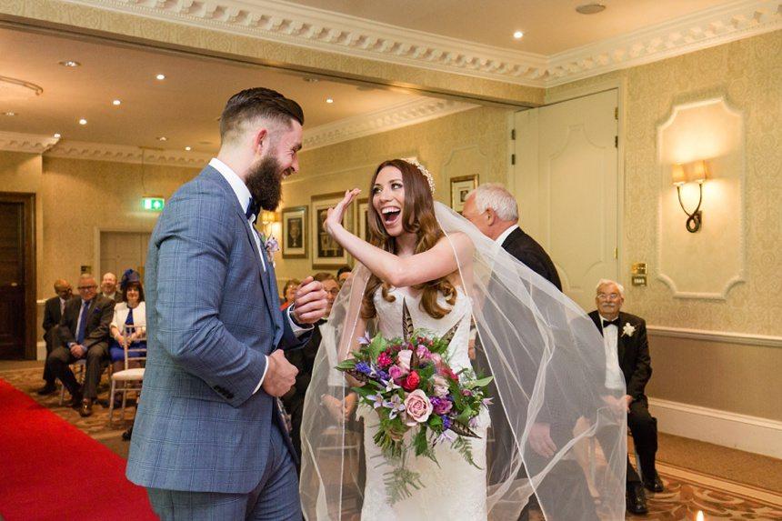 Yorkshire Wedding Photography _ Woodhall Hotel_0215