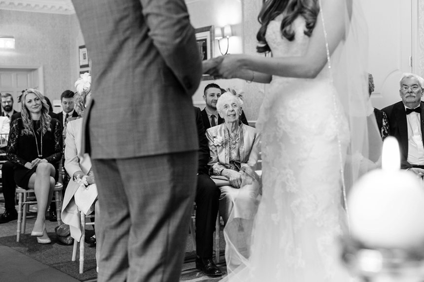 Yorkshire Wedding Photography _ Woodhall Hotel_0216