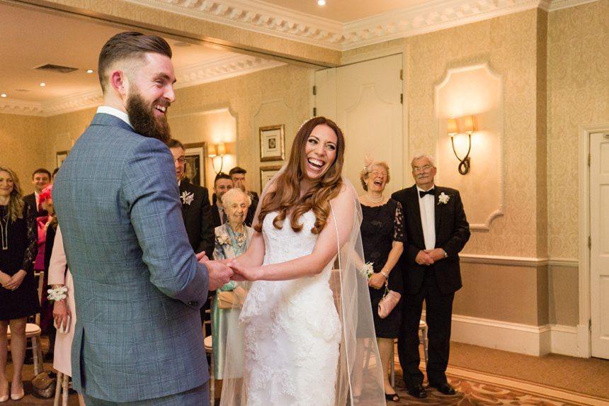 Yorkshire Wedding Photography _ Woodhall Hotel_0217