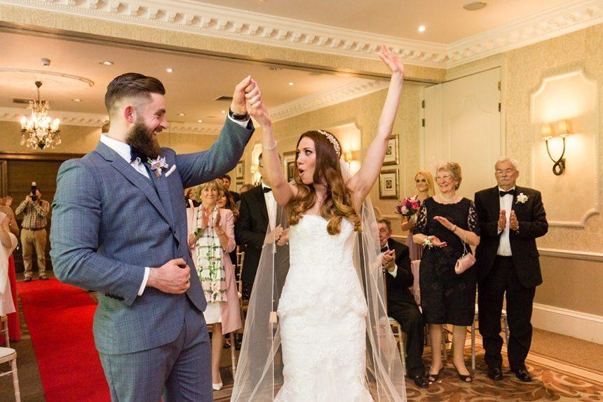 Yorkshire Wedding Photography _ Woodhall Hotel_0218