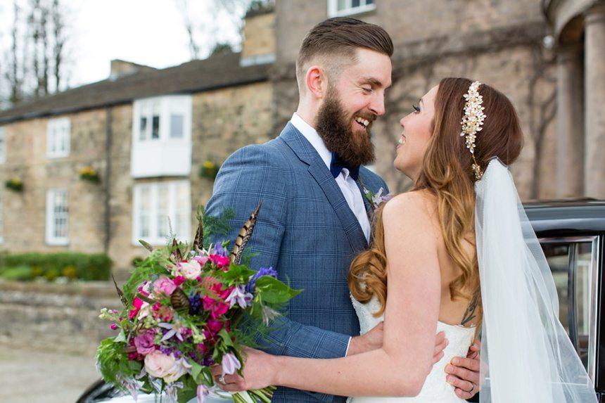 Yorkshire Wedding Photography _ Woodhall Hotel_0226