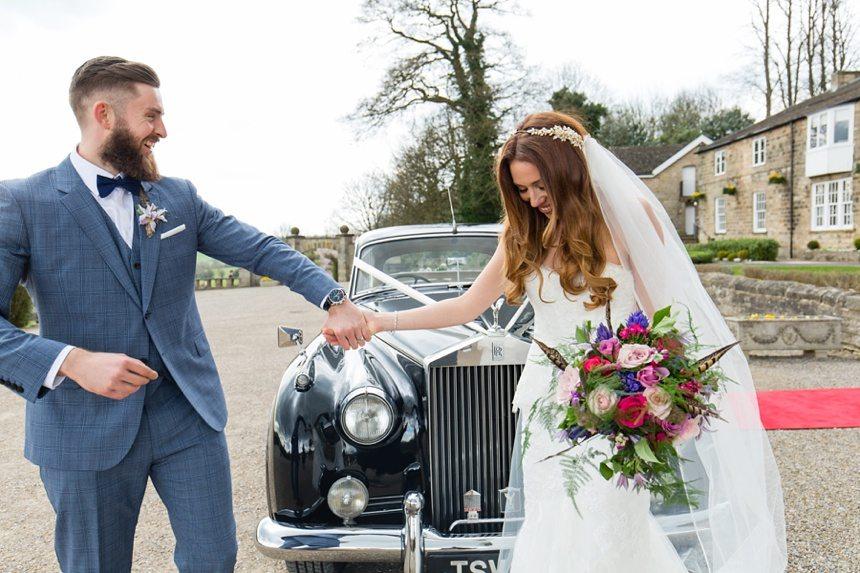 Yorkshire Wedding Photography _ Woodhall Hotel_0227