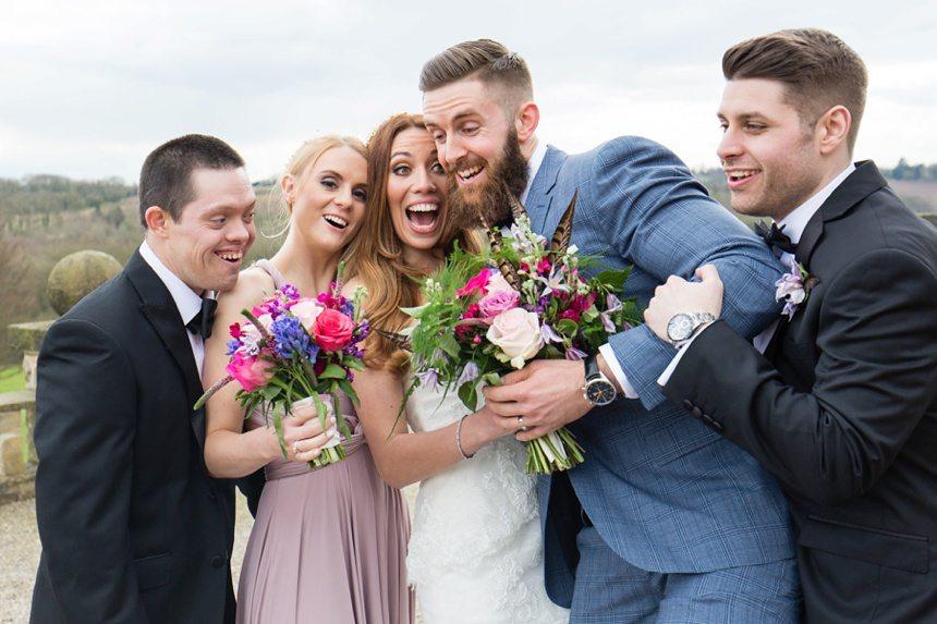 Yorkshire Wedding Photography _ Woodhall Hotel_0233