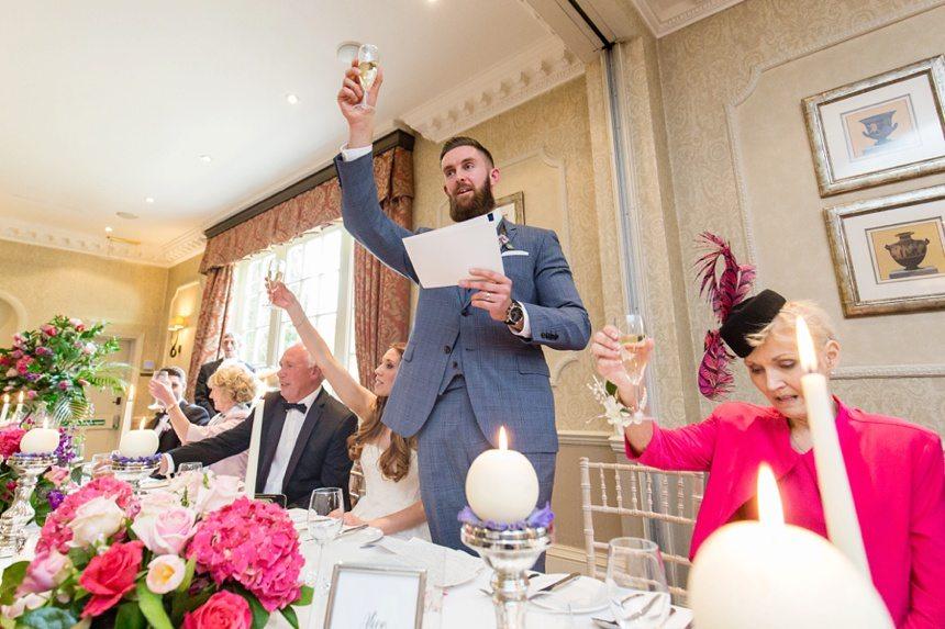 Yorkshire Wedding Photography _ Woodhall Hotel_0242