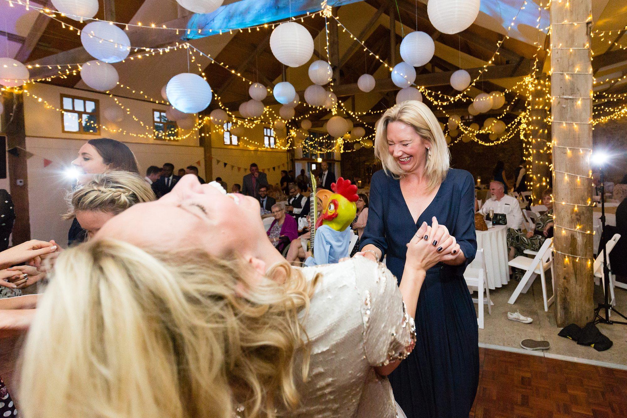 Barmbyfield Barn Wedding Tips Dancing Fun