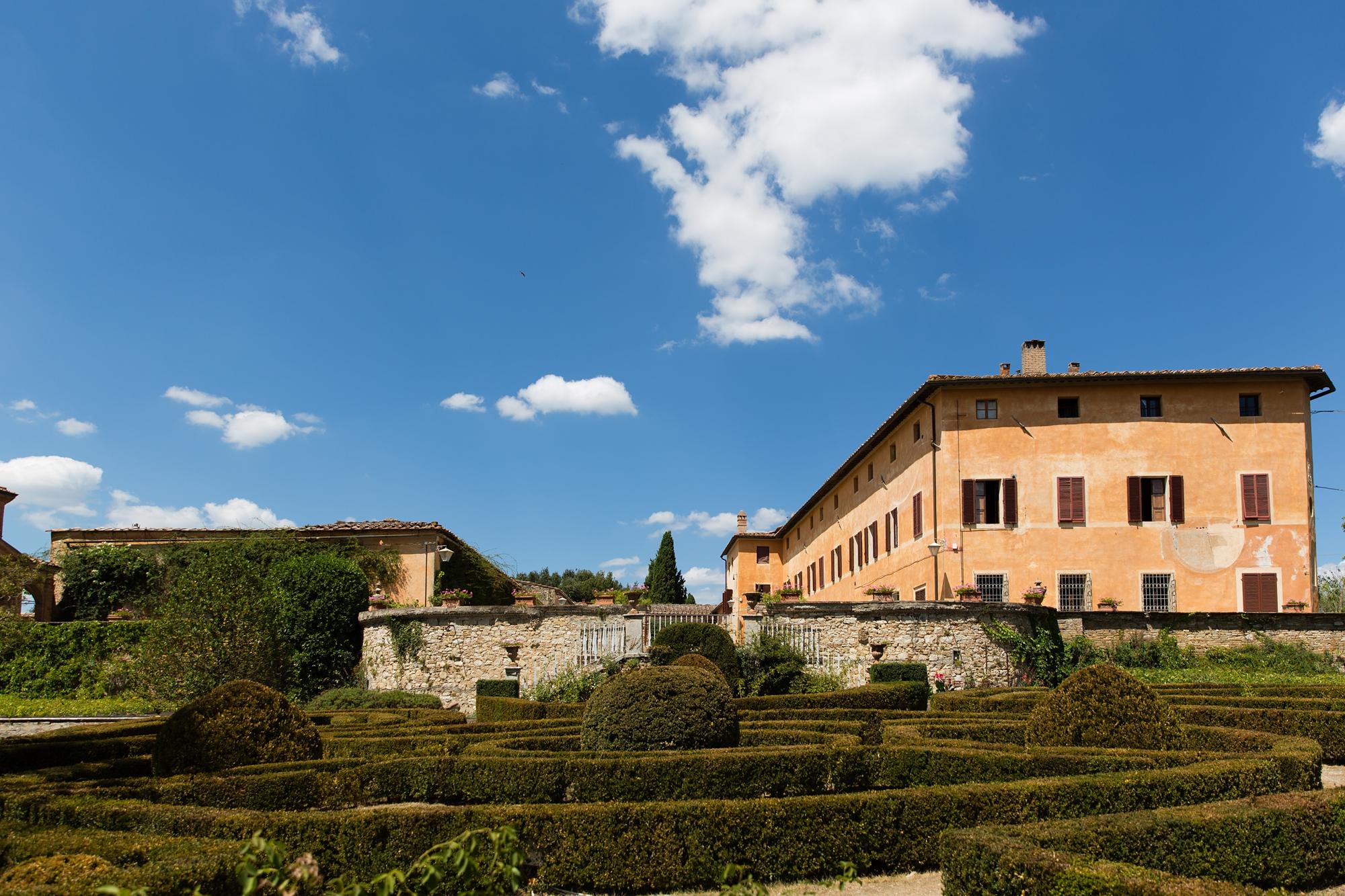 Villa Catignano Siena