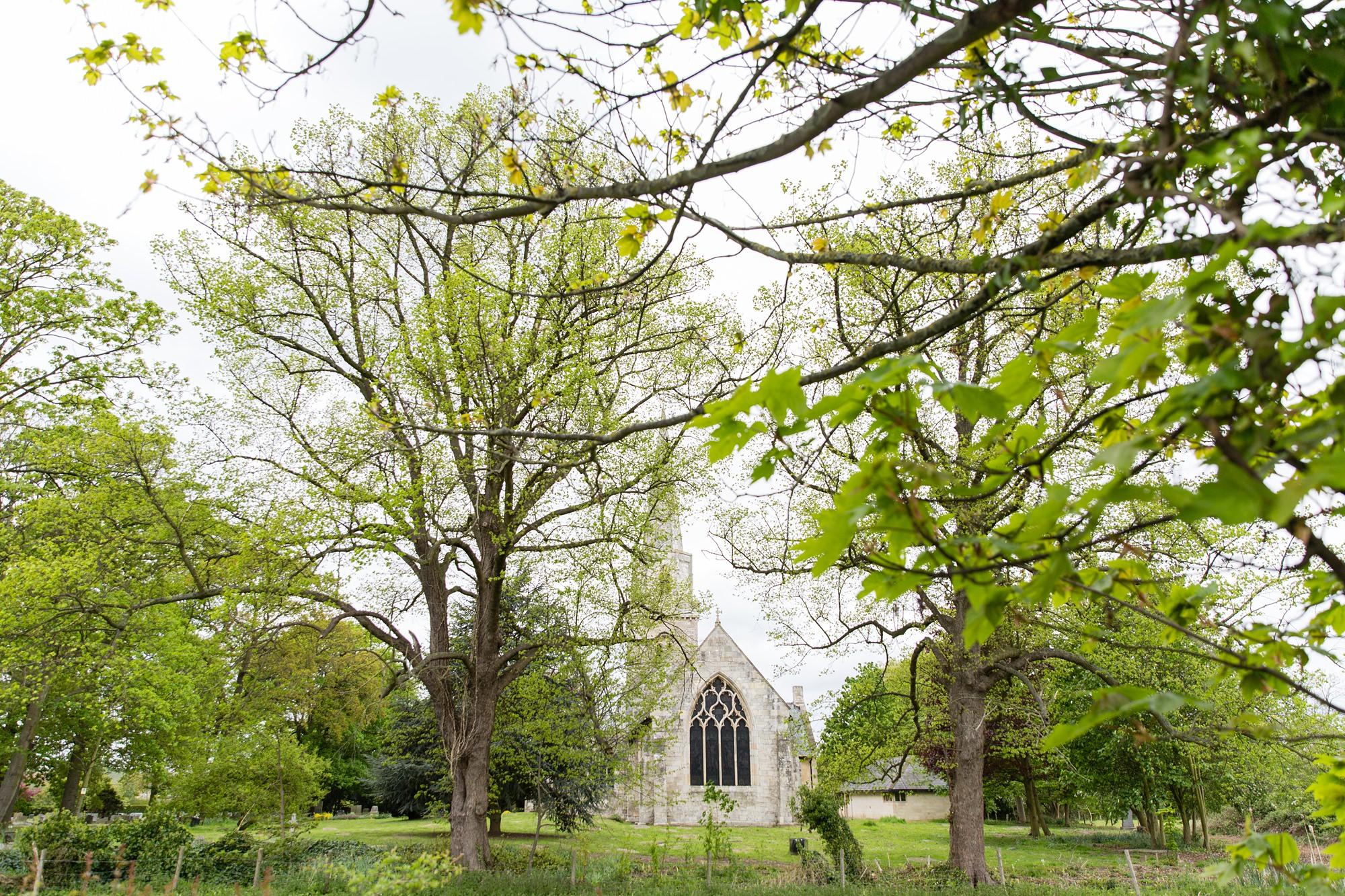St. Wilfred's Church in Brayton