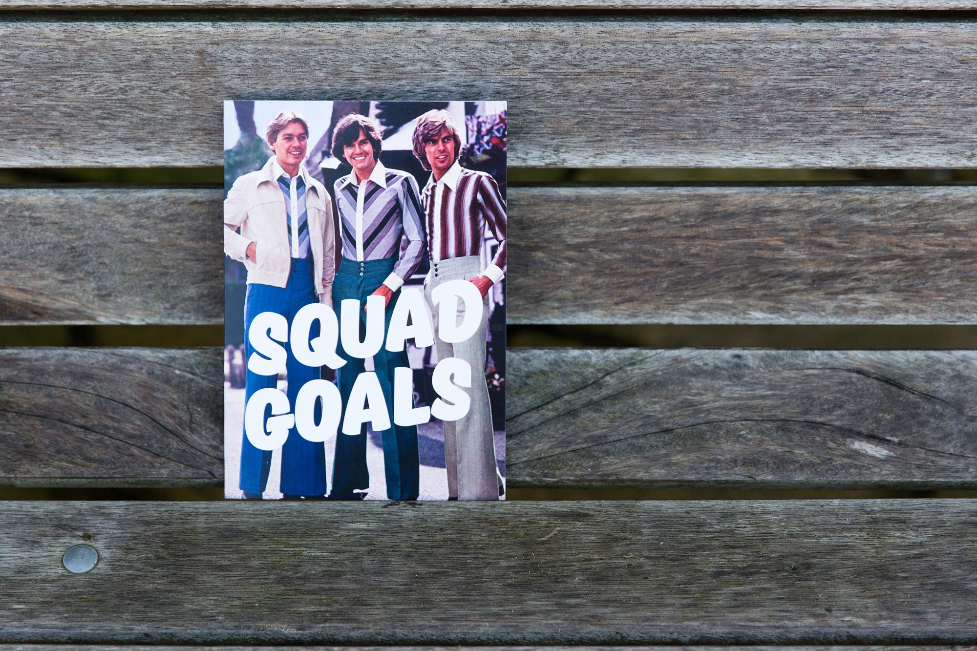 York Wedding Photography at Barmbyfield Barns squad goals card