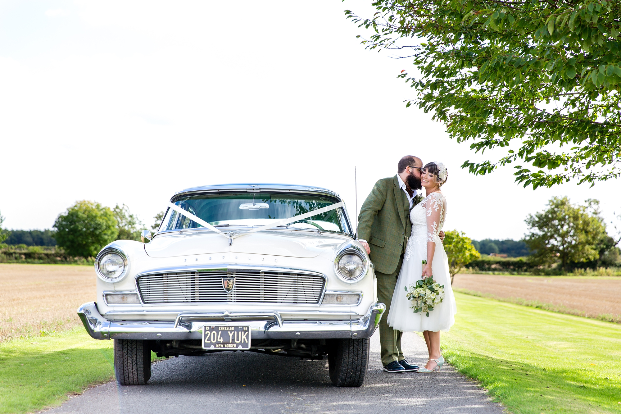 York Wedding Photography at Barmbyfield Barns