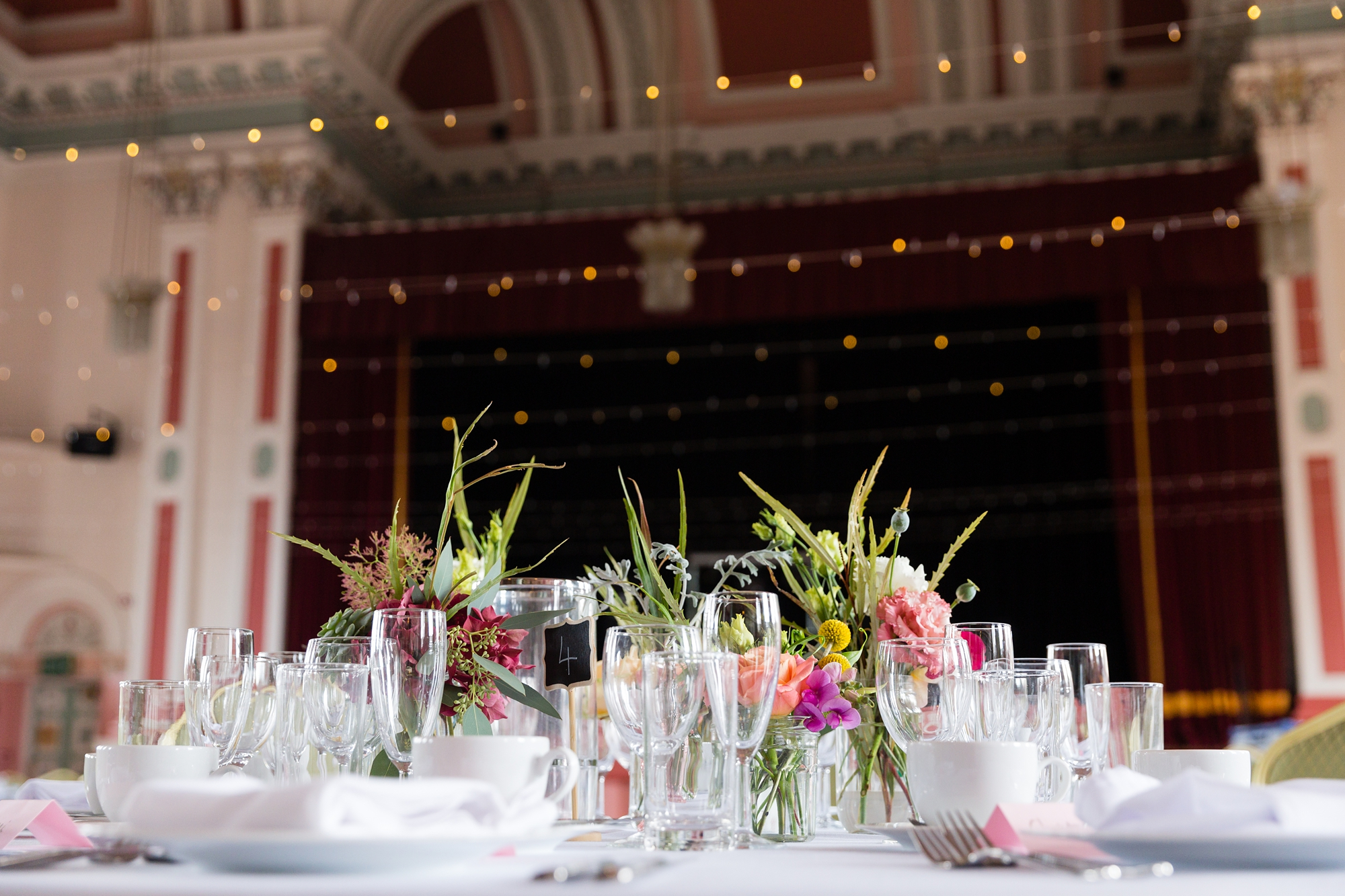 details for wedding at victoria hall