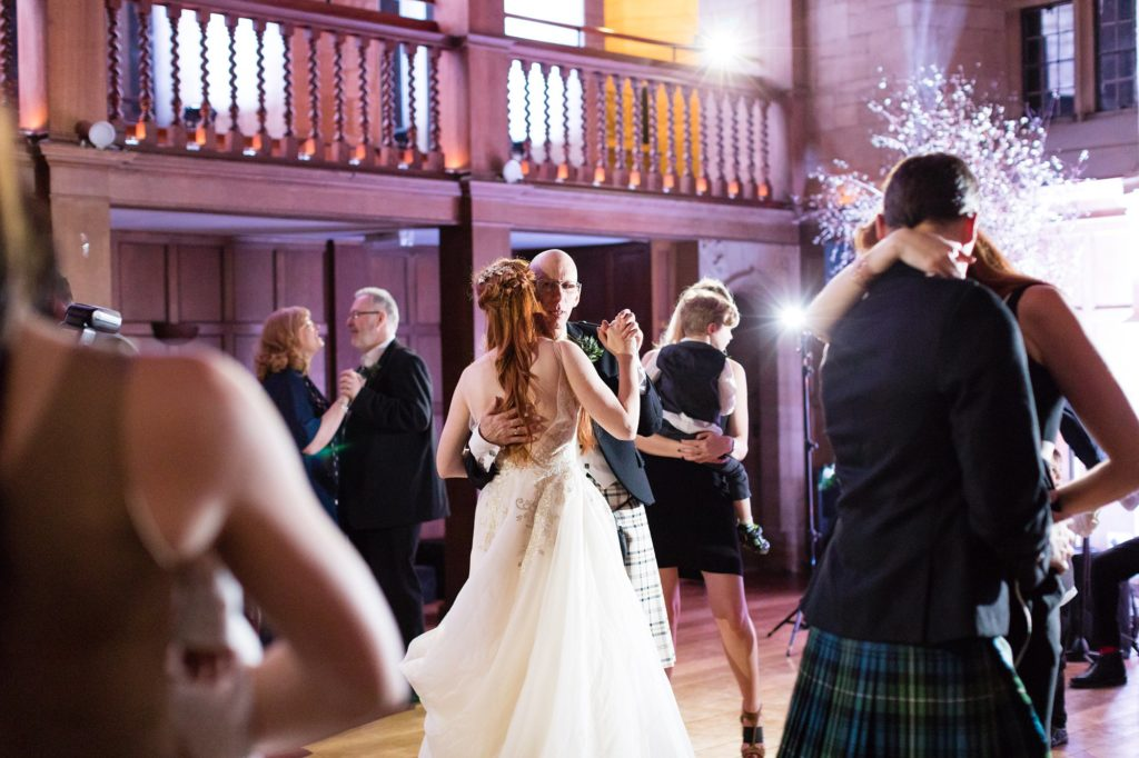 Wedding Photography at Achnagairn Estate