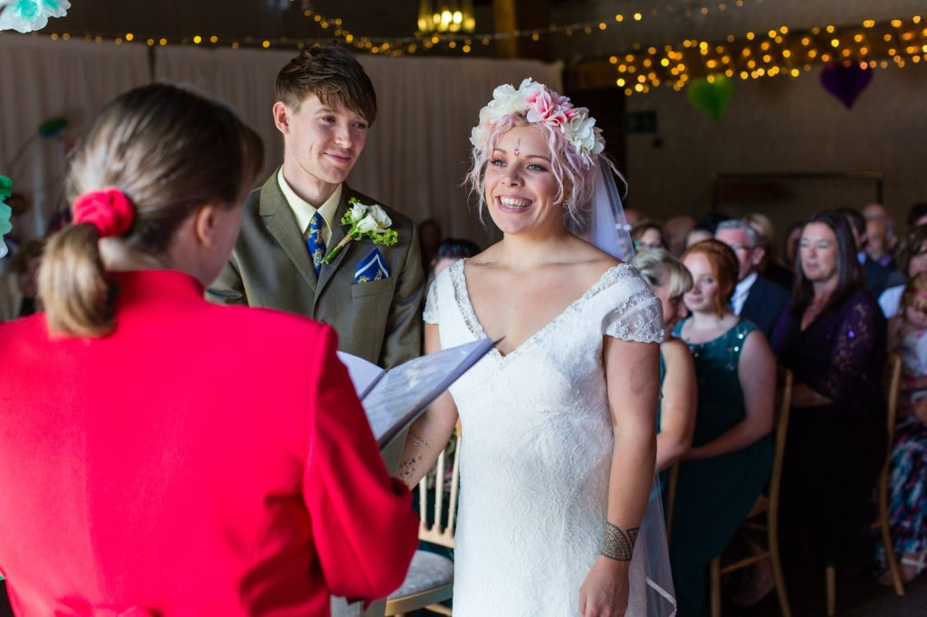 Wedding at East Riddlesden Hall